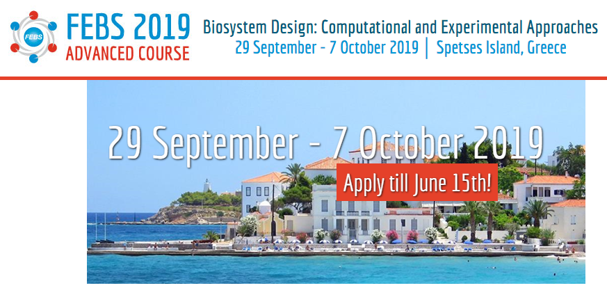 Discussing standards at the FEBS 2019 Advanced Lecture Course in Biosystem Design